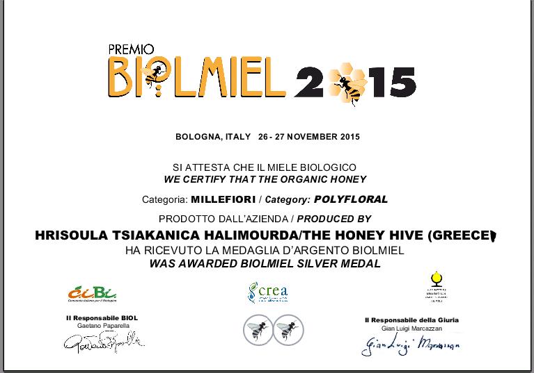 biolmiel 2015