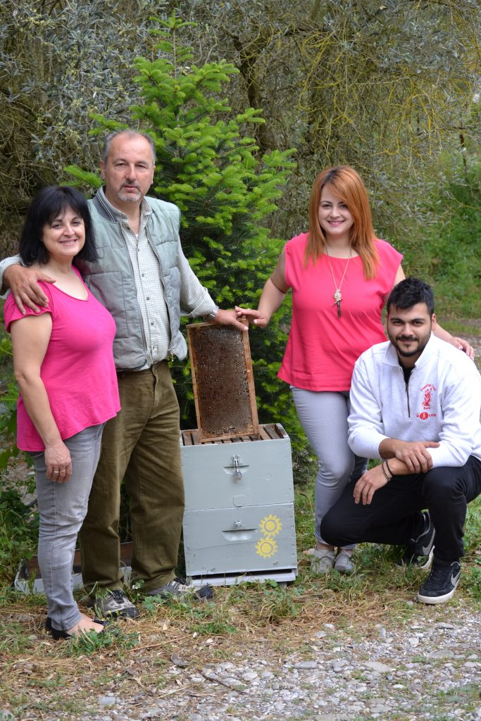 The-Honey-Hive-chalimourdas-family